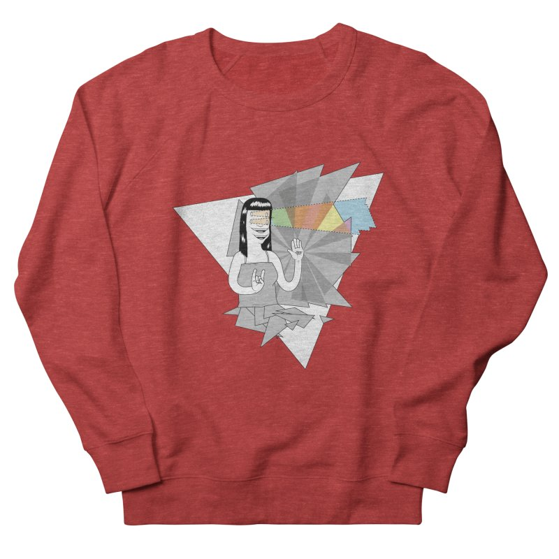 Smiles! Women's French Terry Sweatshirt by Bahrnone's Artist Shop