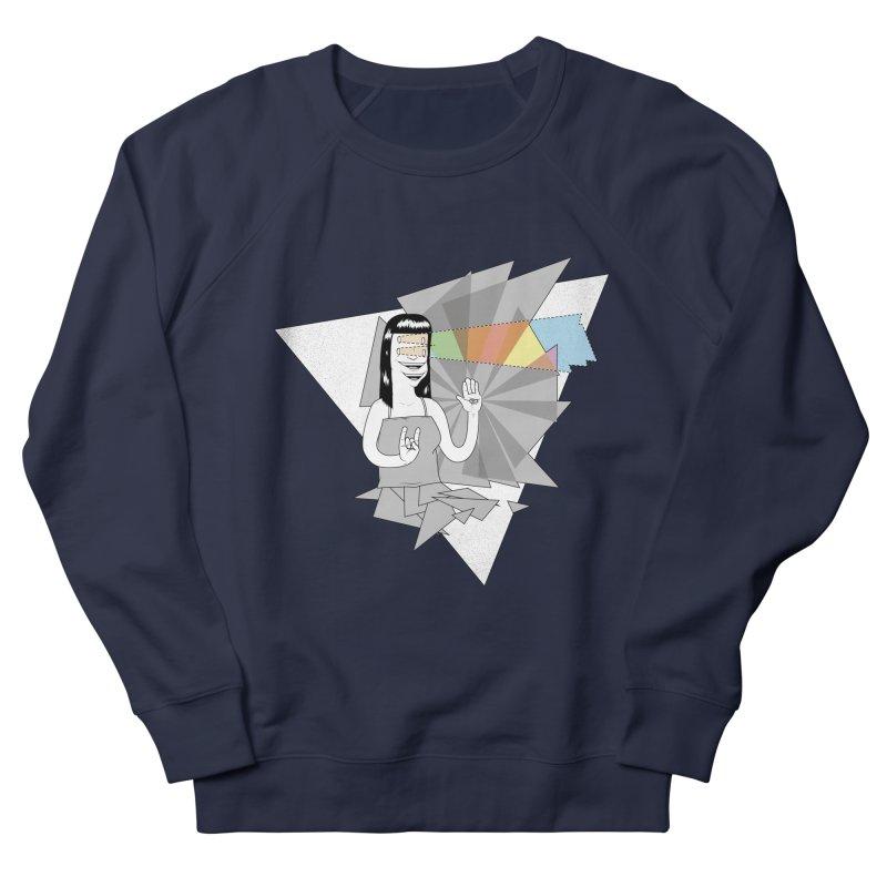 Smiles! Women's French Terry Sweatshirt by Bahrnone's Artist Shop