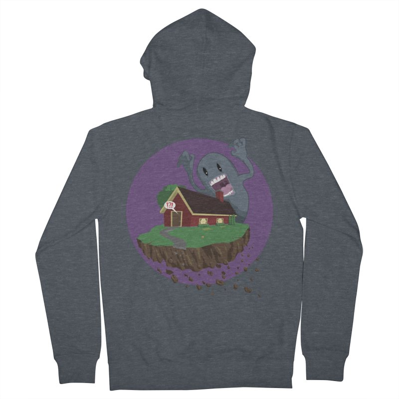 Who's There?!? Women's Zip-Up Hoody by Bahrnone's Artist Shop