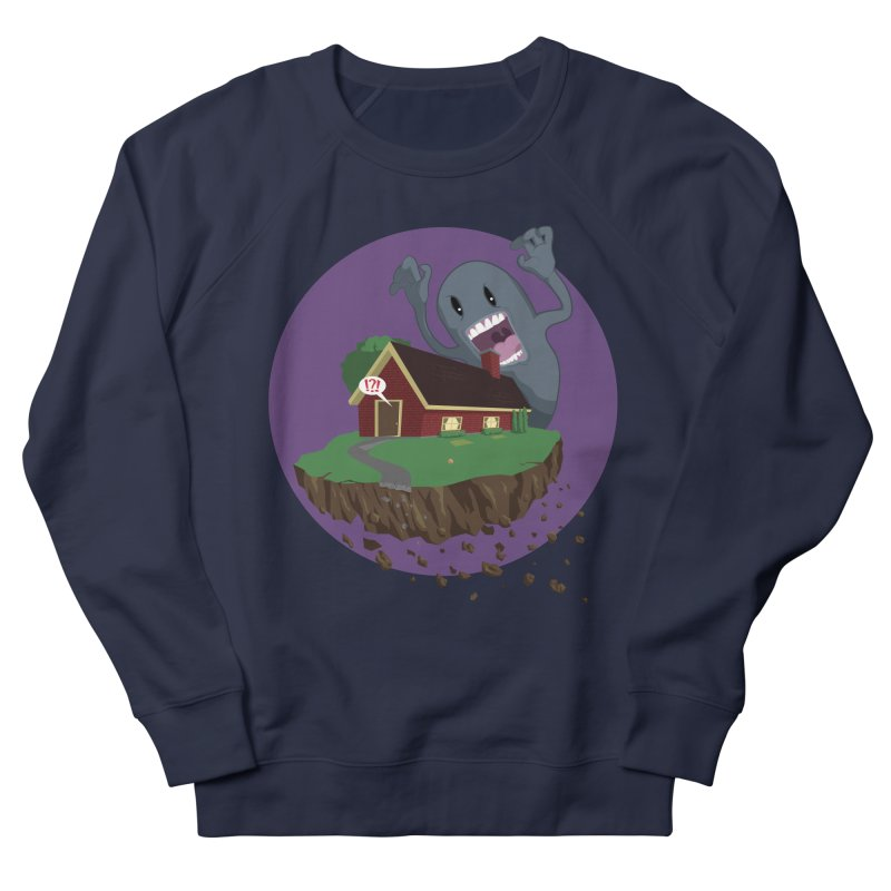 Who's There?!? Women's Sweatshirt by Bahrnone's Artist Shop