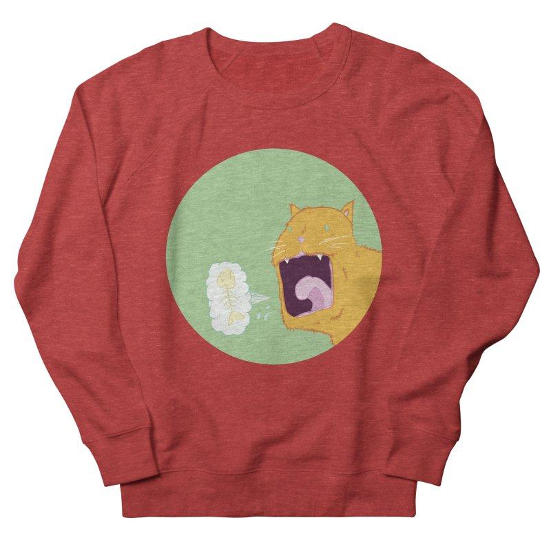 Cat Breath Women's Sweatshirt by Bahrnone's Artist Shop