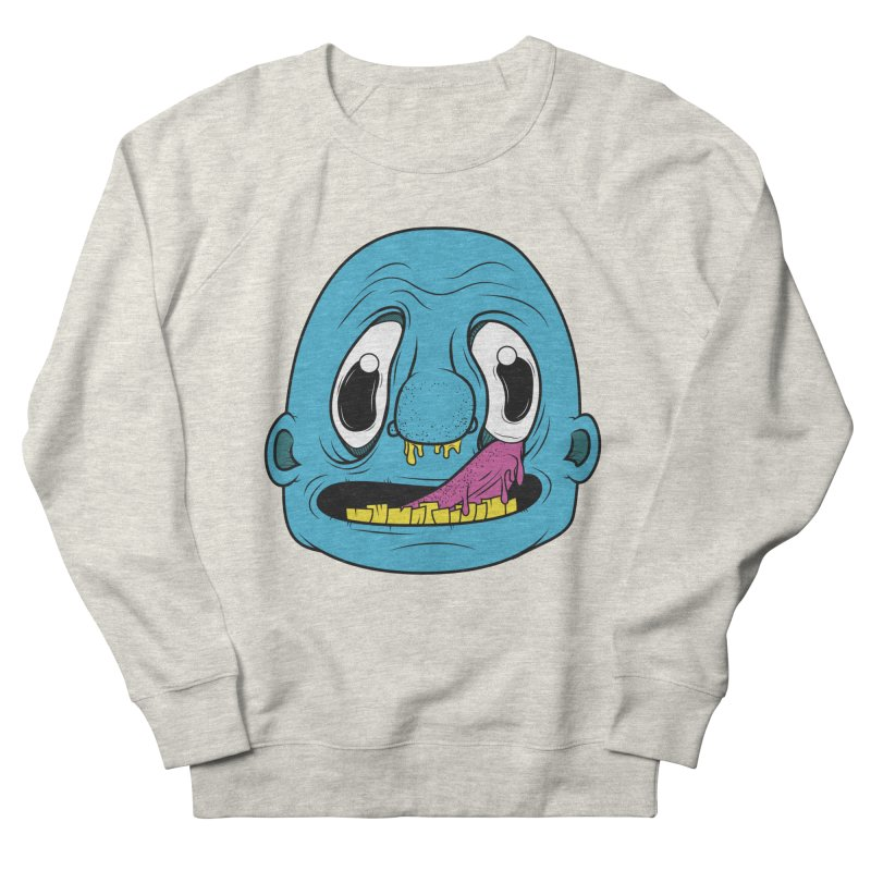 Shlurp! Men's Sweatshirt by Bahrnone's Artist Shop