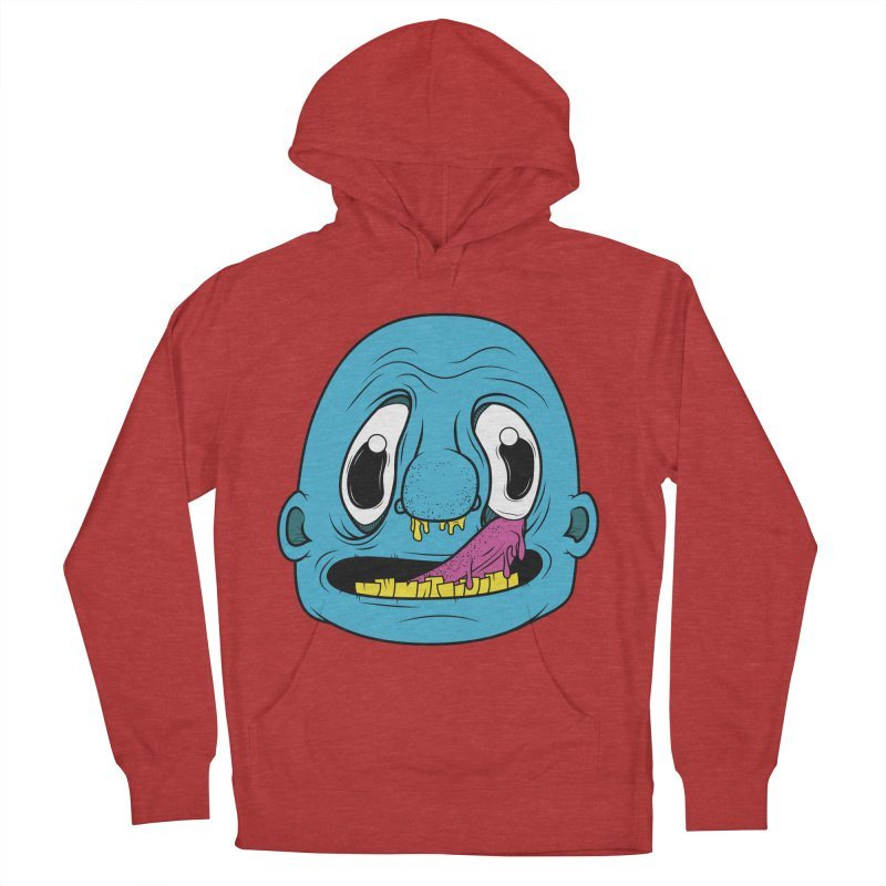 Shlurp! Women's French Terry Pullover Hoody by Bahrnone's Artist Shop