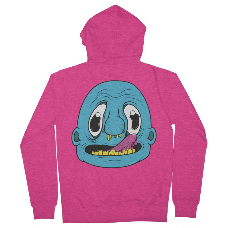Shlurp! Women's French Terry Zip-Up Hoody by Bahrnone's Artist Shop