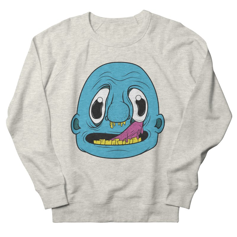 Shlurp! Women's French Terry Sweatshirt by Bahrnone's Artist Shop