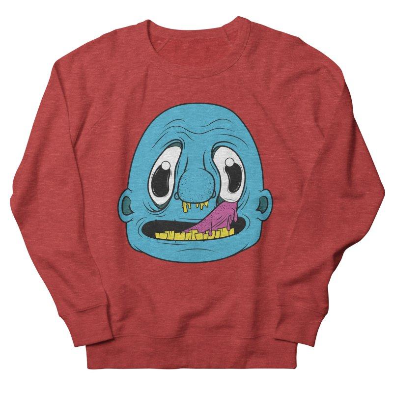Shlurp! Men's French Terry Sweatshirt by Bahrnone's Artist Shop