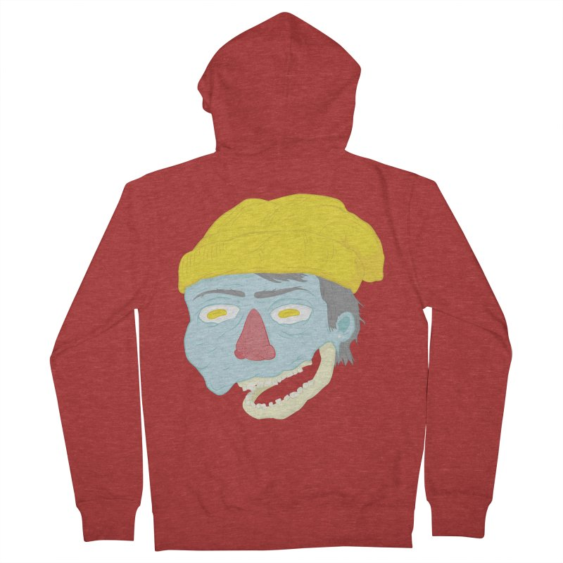 Beanie, Baby! Men's French Terry Zip-Up Hoody by Bahrnone's Artist Shop