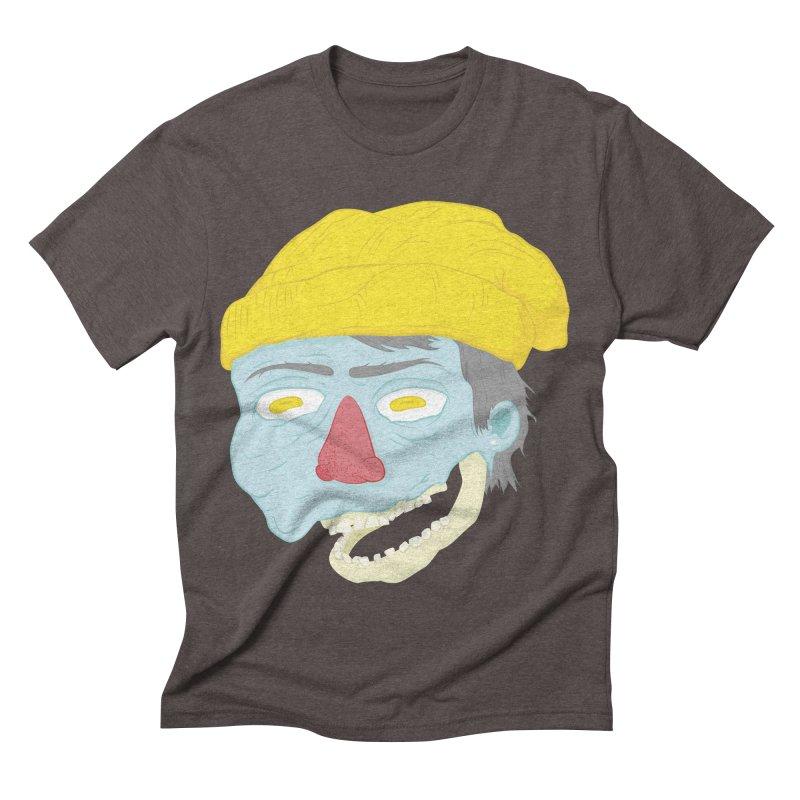 Beanie, Baby! Men's Triblend T-shirt by Bahrnone's Artist Shop
