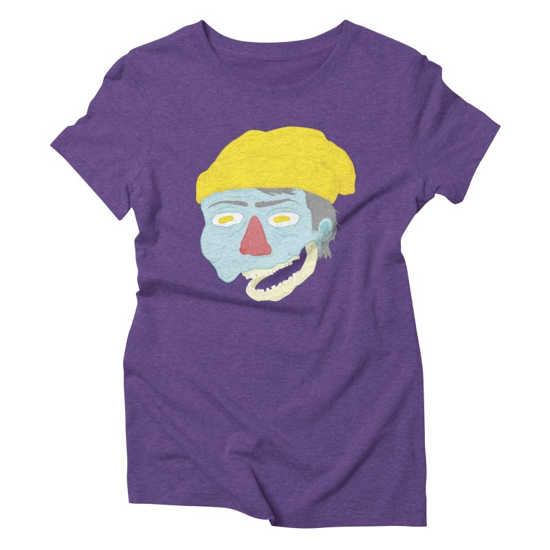 Beanie, Baby! Women's Triblend T-Shirt by Bahrnone's Artist Shop