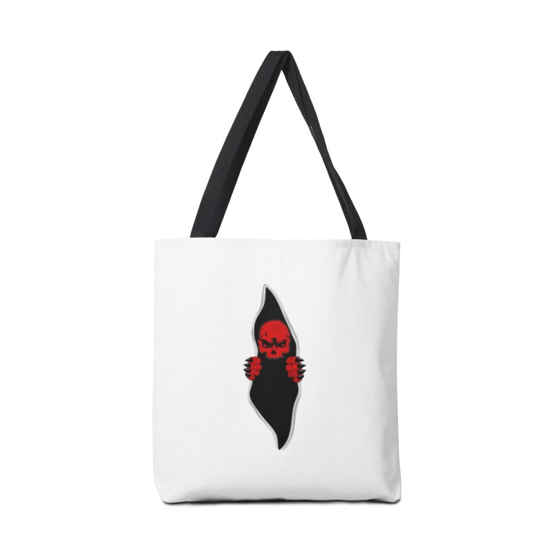 Demon  Accessories Bag by BalanLevin's Artist Shop