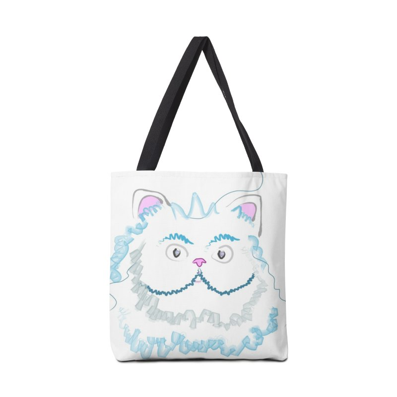 Cat is my BF Accessories Bag by BalanLevin's Artist Shop
