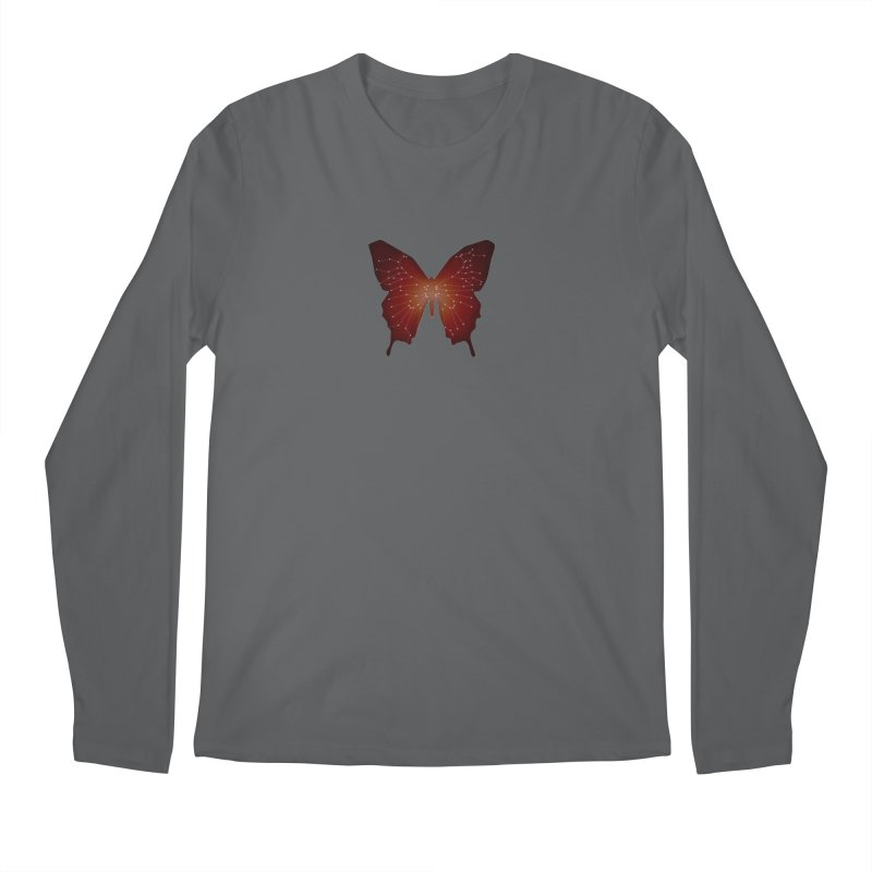Butterfly  Men's Longsleeve T-Shirt by BalanLevin's Artist Shop