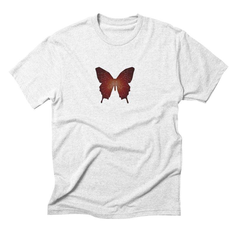 Butterfly  Men's Triblend T-shirt by BalanLevin's Artist Shop