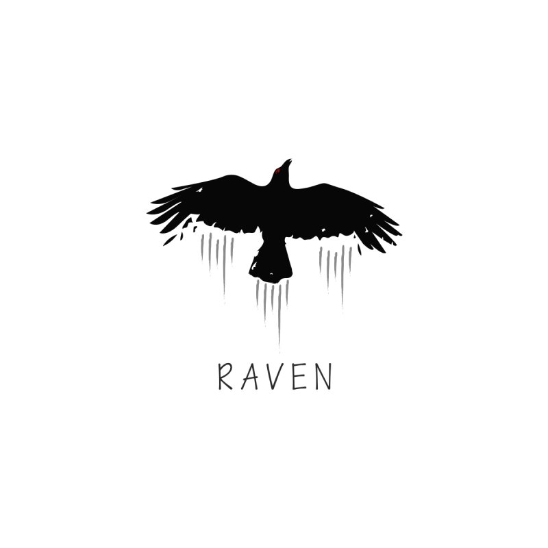 RAVEN by BalanLevin's Artist Shop