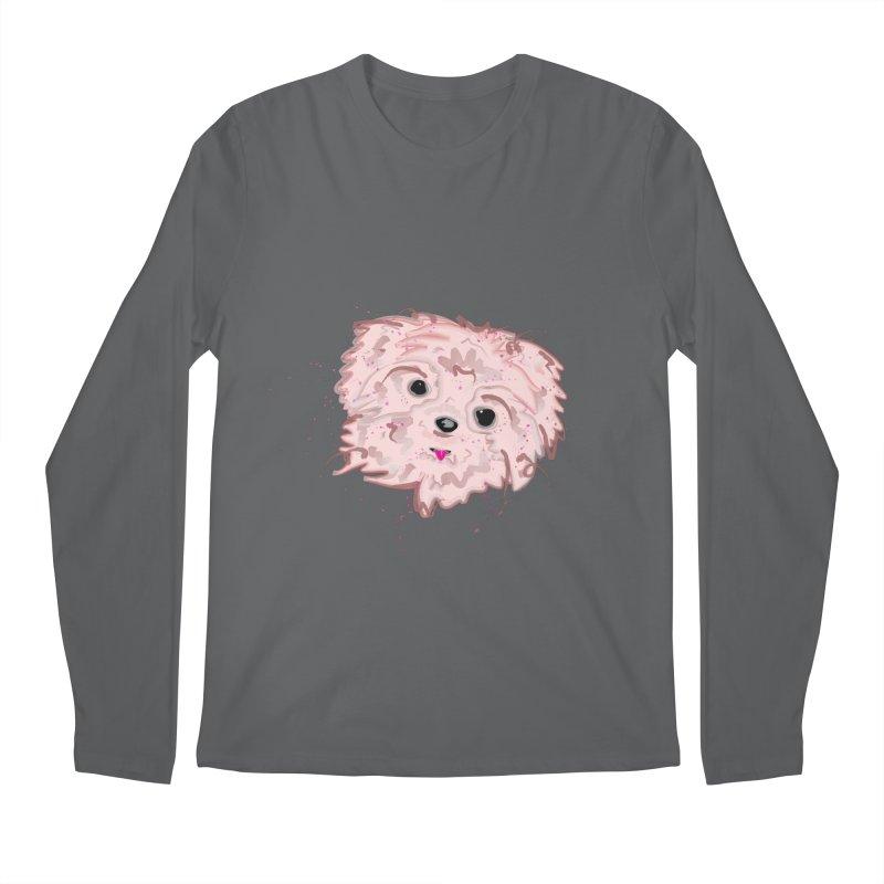 shih tzu Men's Longsleeve T-Shirt by BalanLevin's Artist Shop