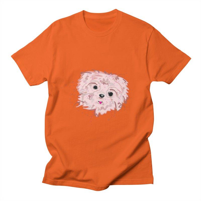 shih tzu Men's T-shirt by BalanLevin's Artist Shop