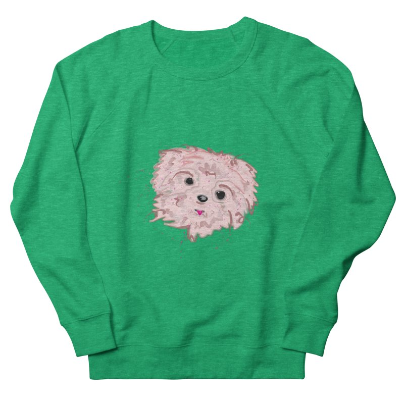 shih tzu Men's Sweatshirt by BalanLevin's Artist Shop