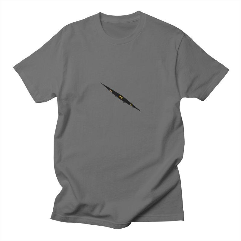 creepy Men's T-Shirt by BalanLevin's Artist Shop