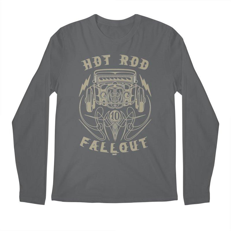 Fallout Men's Regular Longsleeve T-Shirt by Bandit Pinstriping's Artist Shop
