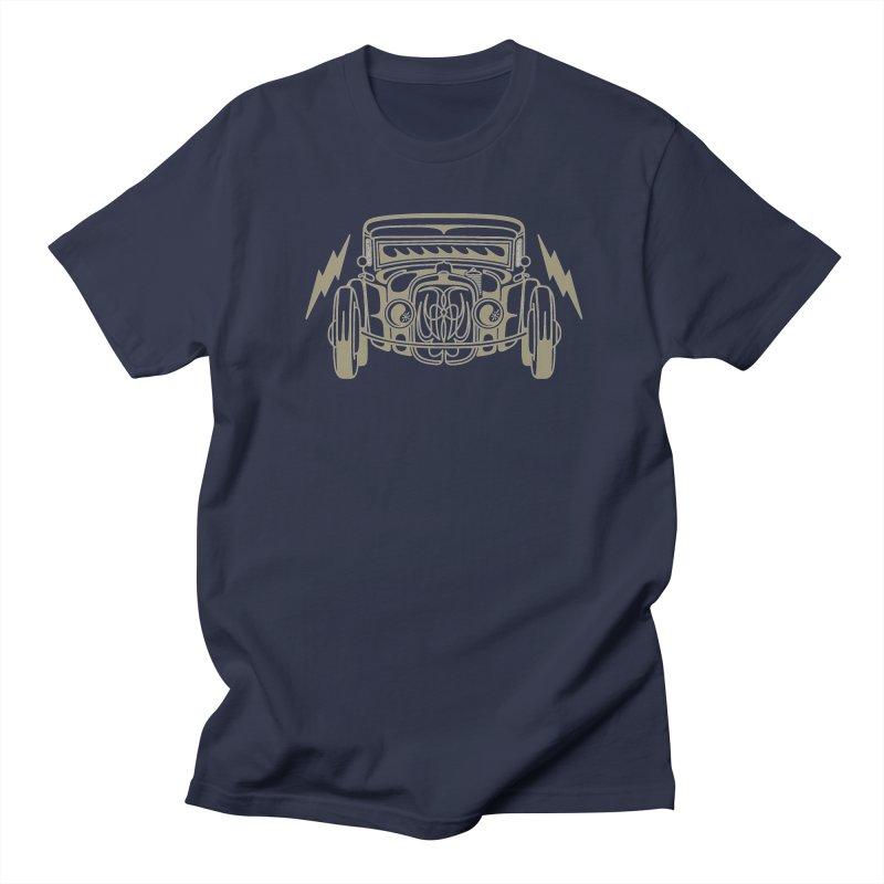 coupe Men's Regular T-Shirt by Bandit Pinstriping's Artist Shop