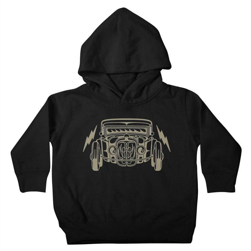 coupe Kids Toddler Pullover Hoody by Bandit Pinstriping's Artist Shop