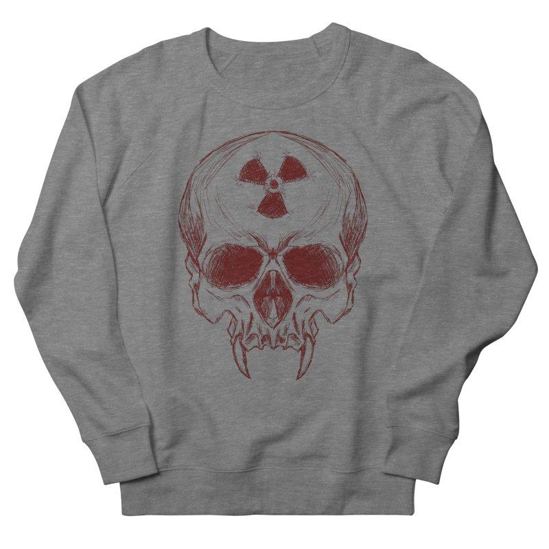 Night Shift Vampire Outline Dark Women's Sweatshirt by Bandit Bots