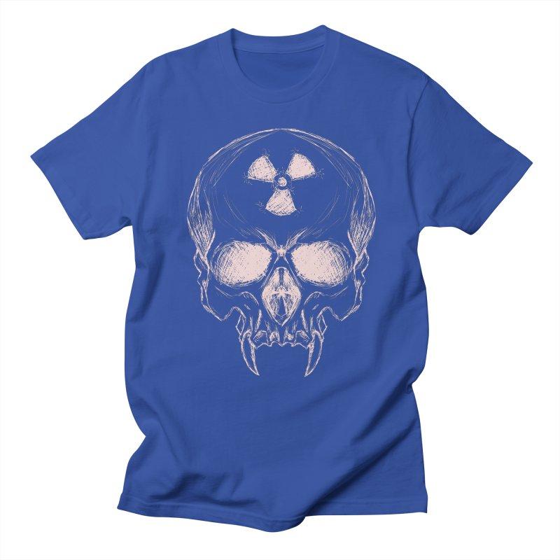 Night Shift Vampire Outline Light Women's Regular Unisex T-Shirt by Bandit Bots