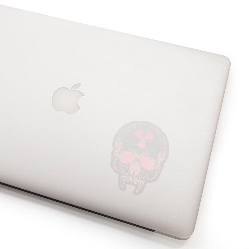 Night Shift Vampire Outline Light Accessories Sticker by Bandit Bots