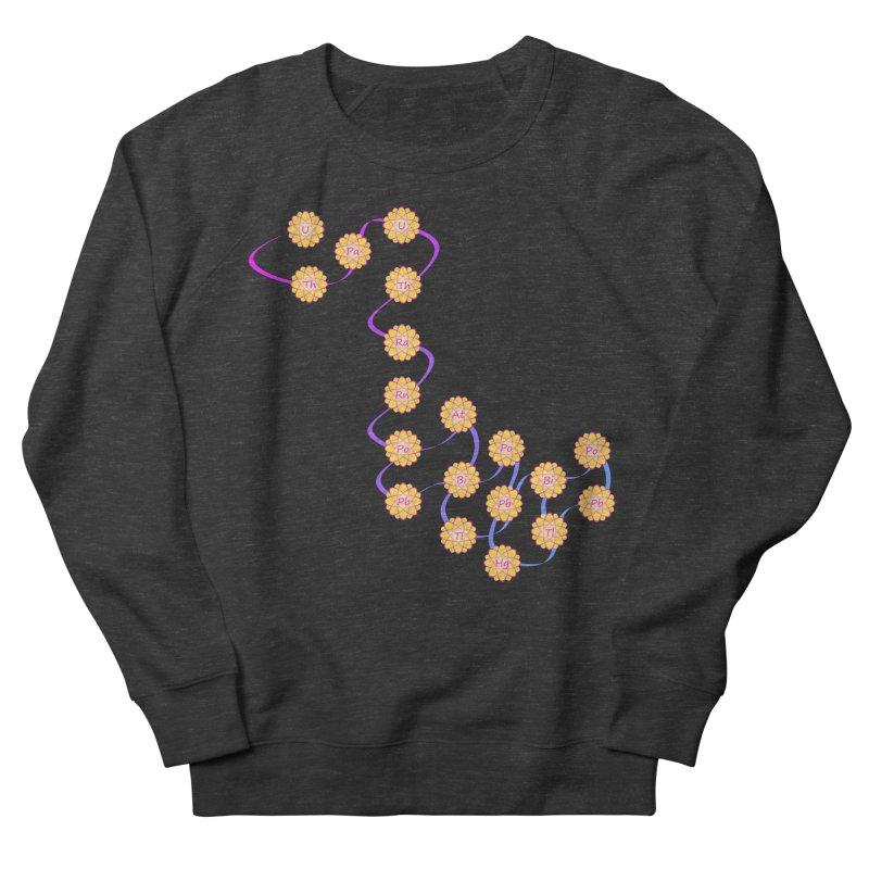 Isotopic Flower Chain Women's Sweatshirt by Bandit Bots