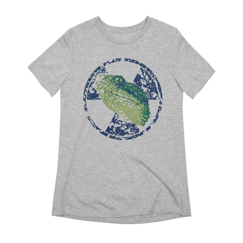 Rad Snek Women's Extra Soft T-Shirt by Bandit Bots