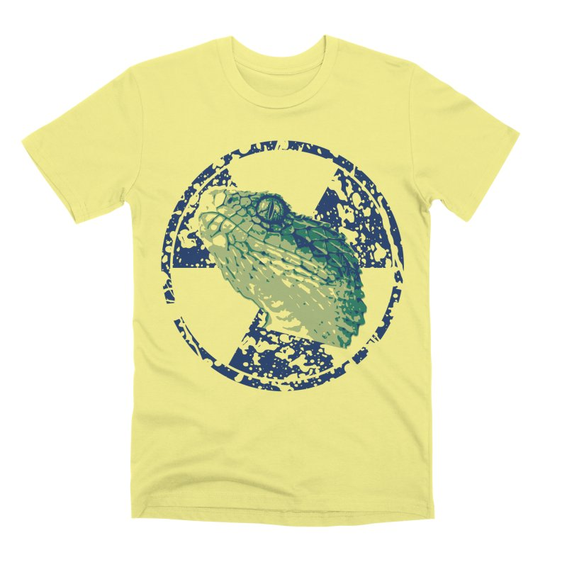 Rad Snek Men's Premium T-Shirt by Bandit Bots