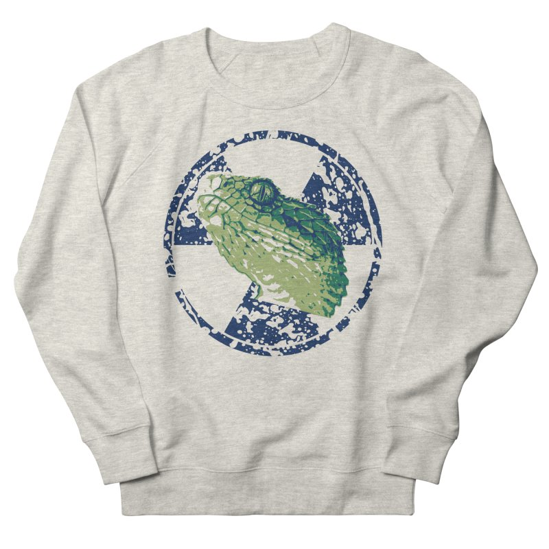 Rad Snek Men's Sweatshirt by Bandit Bots