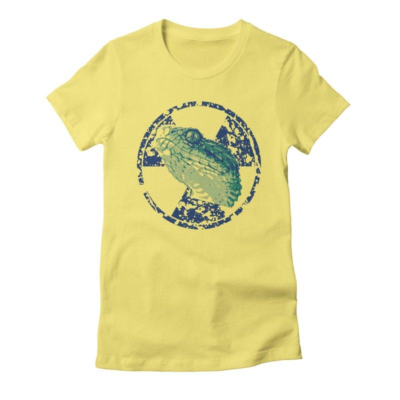 Rad Snek Women's T-Shirt by Bandit Bots
