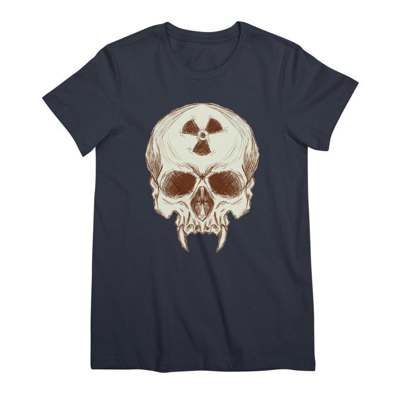 Night Shift Vampires Women's Premium T-Shirt by Bandit Bots