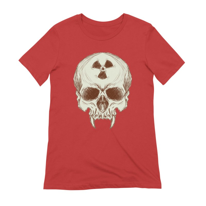Night Shift Vampires Women's Extra Soft T-Shirt by Bandit Bots