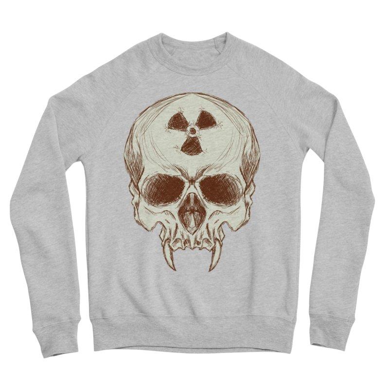 Night Shift Vampires Men's Sponge Fleece Sweatshirt by Bandit Bots