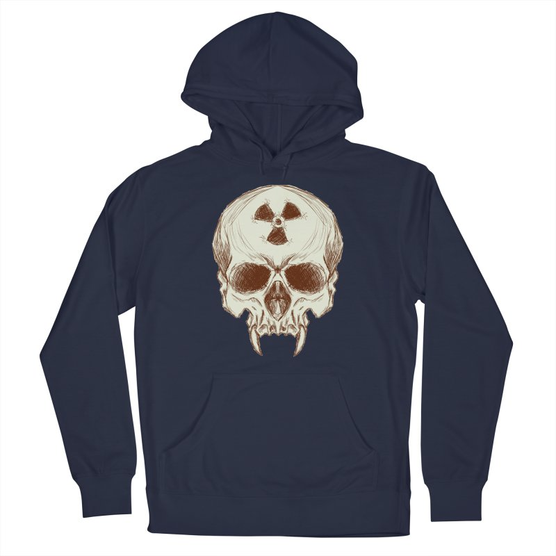 Night Shift Vampires Men's French Terry Pullover Hoody by Bandit Bots