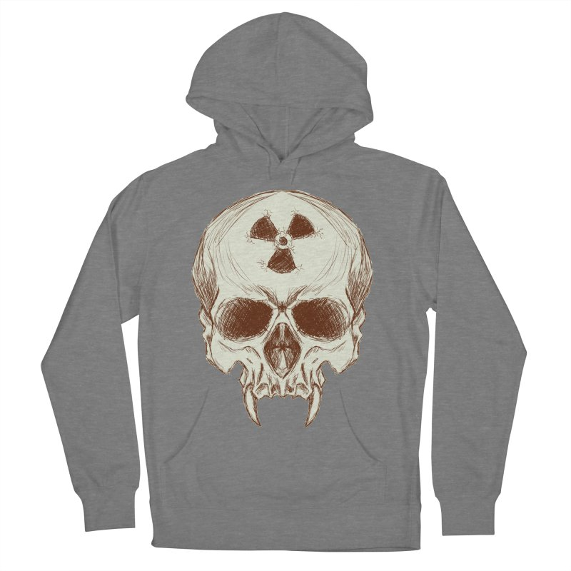 Night Shift Vampires Women's French Terry Pullover Hoody by Bandit Bots