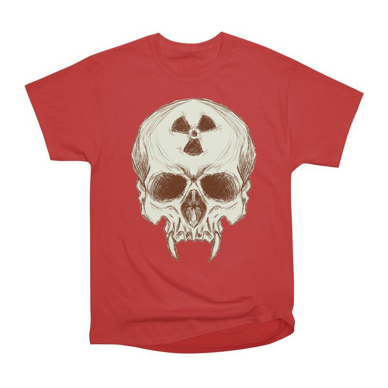 Night Shift Vampires Men's Heavyweight T-Shirt by Bandit Bots