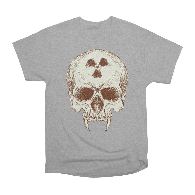Night Shift Vampires Women's Heavyweight Unisex T-Shirt by Bandit Bots