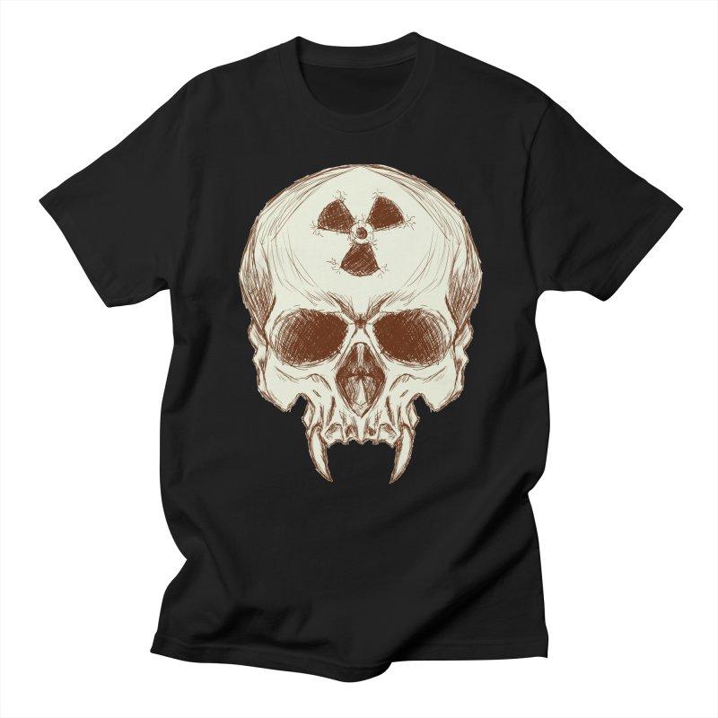 Night Shift Vampires Men's Regular T-Shirt by Bandit Bots