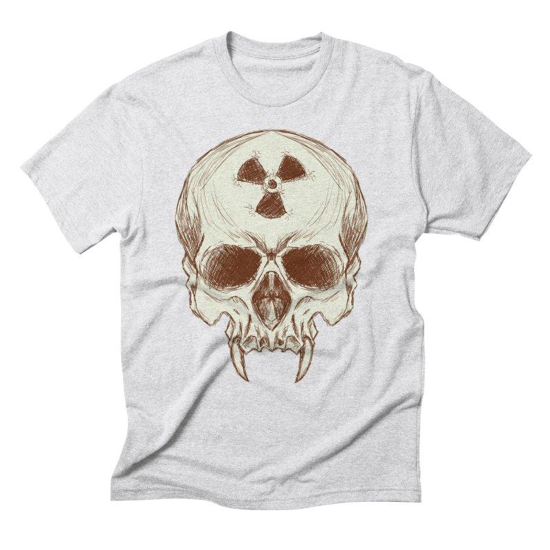 Night Shift Vampires Men's Triblend T-Shirt by Bandit Bots
