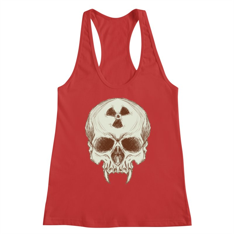 Night Shift Vampires Women's Tank by Bandit Bots