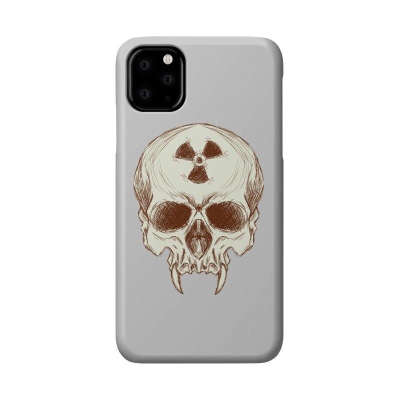 Night Shift Vampires Accessories Phone Case by Bandit Bots