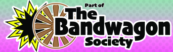Bandwagon Society's Artist Shop Logo