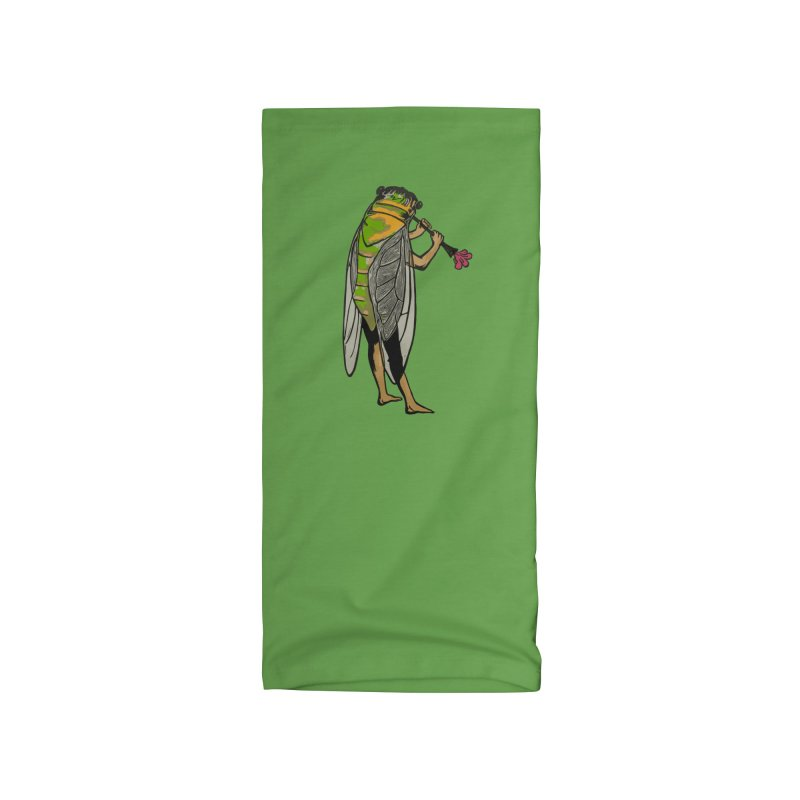 Cicada Accessories Neck Gaiter by BareBonesStudio's Artist Shop