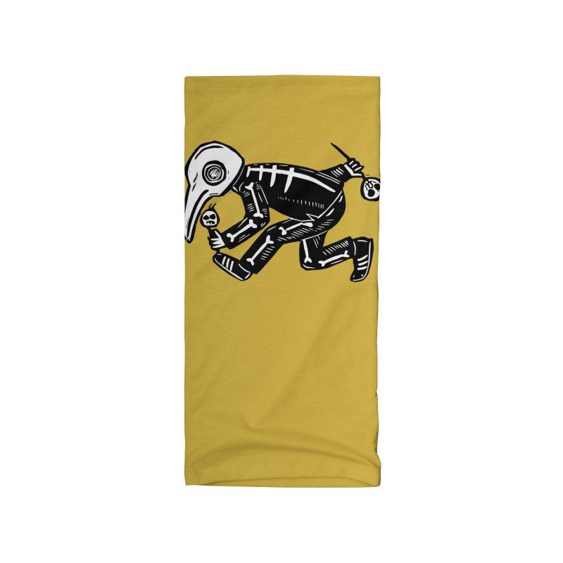 Dancing Anthony Accessories Neck Gaiter by BareBonesStudio's Artist Shop