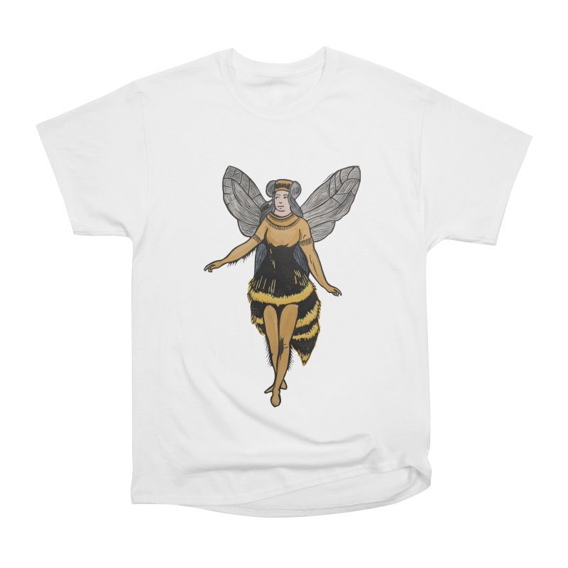 Honey Bee Women's T-Shirt by BareBonesStudio's Artist Shop
