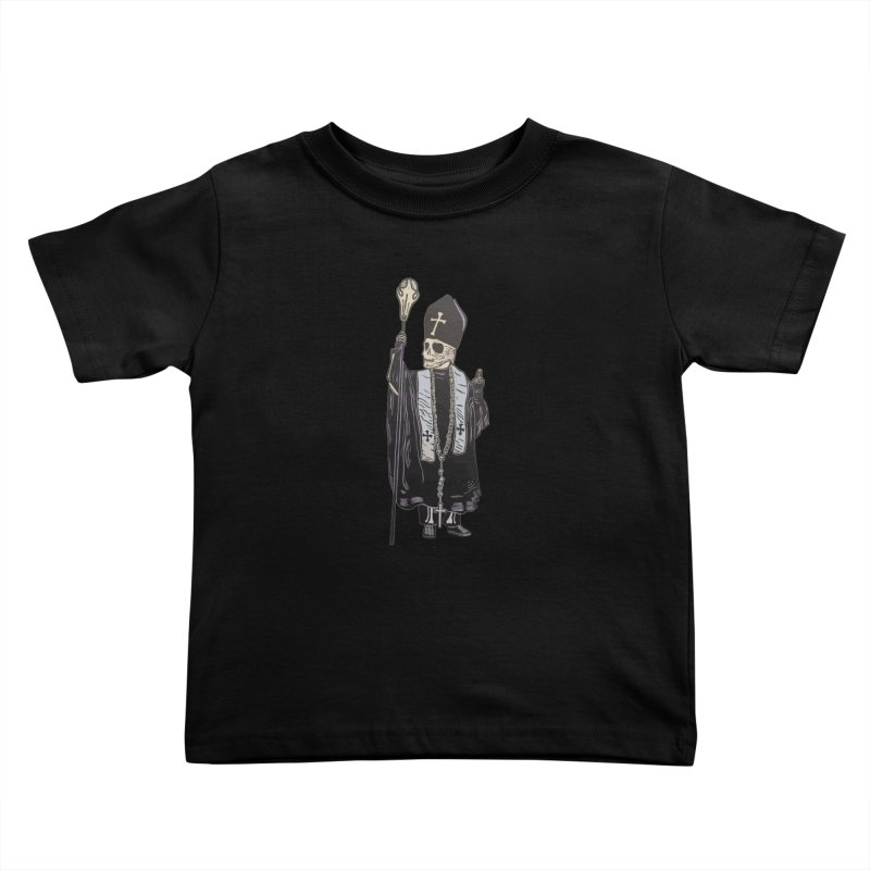 Pontifex Maximus DaDa Bobus I Kids Toddler T-Shirt by BareBonesStudio's Artist Shop