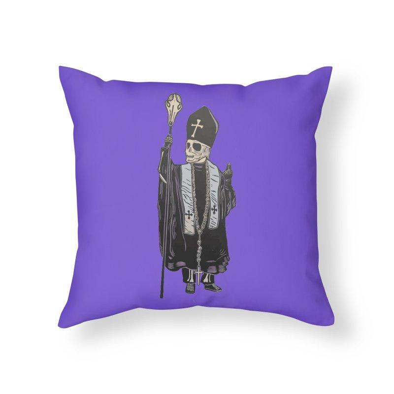 Pontifex Maximus DaDa Bobus I Home Throw Pillow by BareBonesStudio's Artist Shop